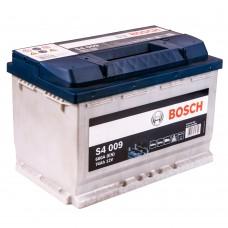 BOSCH S4009 74 Ah 680 A прям. пол.