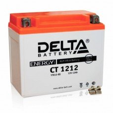 DELTA CT1212 12 Ah 180 А YTX14-BS YTX12-BS